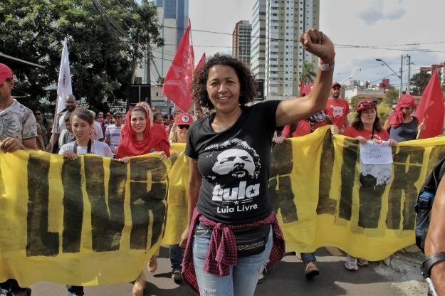 Battle for democracy in Brazil
