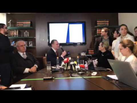 Zanin press conference