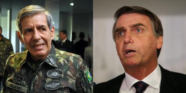 Heleno-Bolsonaro
