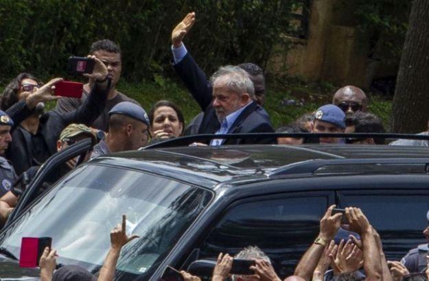 Lula grandson funeral